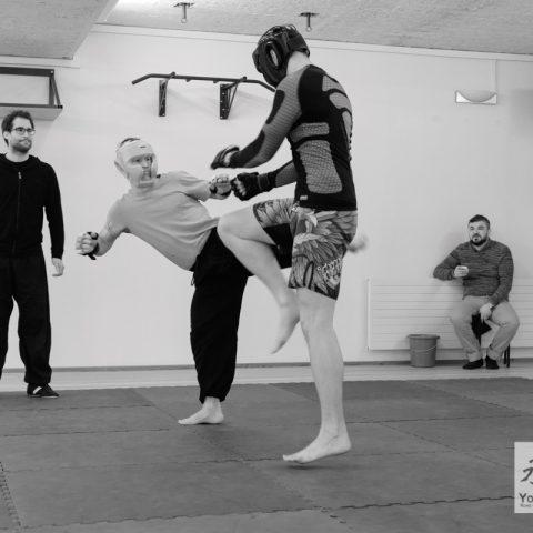 Yong Wu Fightclub entsteht