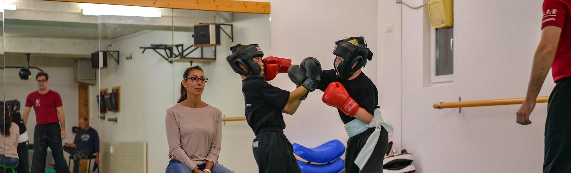 Openmat 3/18 Yong Wu Tang Academy Frauenfeld. 1.9.2018. Fotos: Marcel Sauder