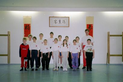 Flashback Friday – Kinder Kung Fu anno 2001