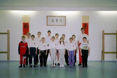 Flashback Friday – Kinder Kung Fu anno 2001