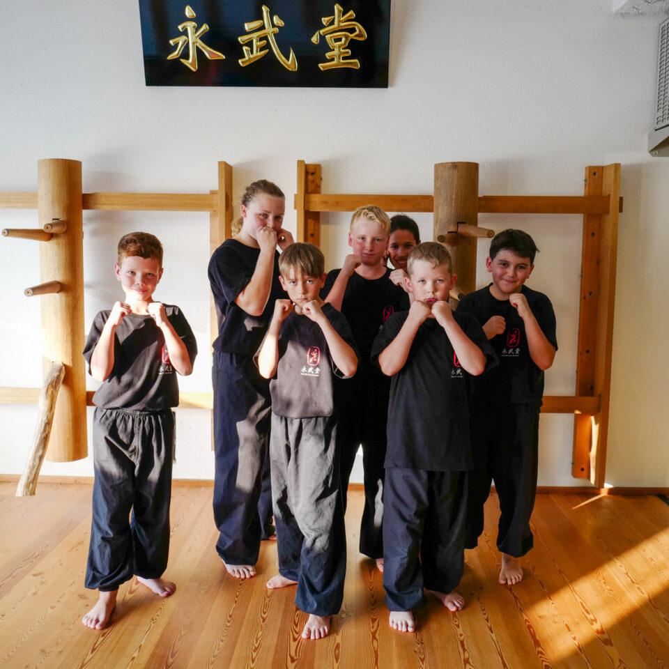 Fight Club training erfolgreich